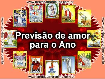 Previsao de amor para o Ano