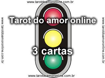Tarot do amor online 3 cartas